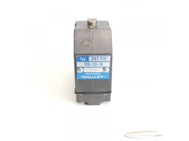 Balluff BNS 519-100-1D-16 Mechanischer Einzelpositionsschalter - 4