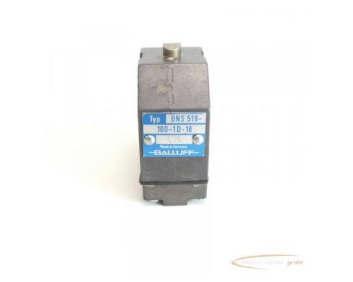 Balluff BNS 519-100-1D-16 Mechanischer Einzelpositionsschalter - Bild 4