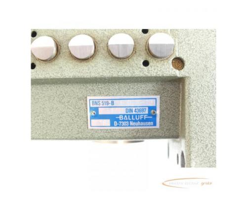 Balluff BNS 519-B 6 D16-100-11 Reihengrenztaster - ungebraucht! - - Bild 5