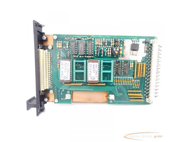 Selectron MM4 Modul 074.447 AL - 1