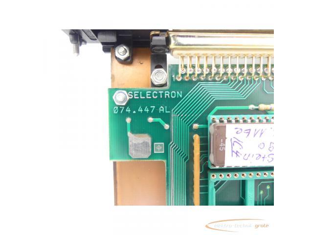 Selectron MM4 Modul 074.447 AL - 4