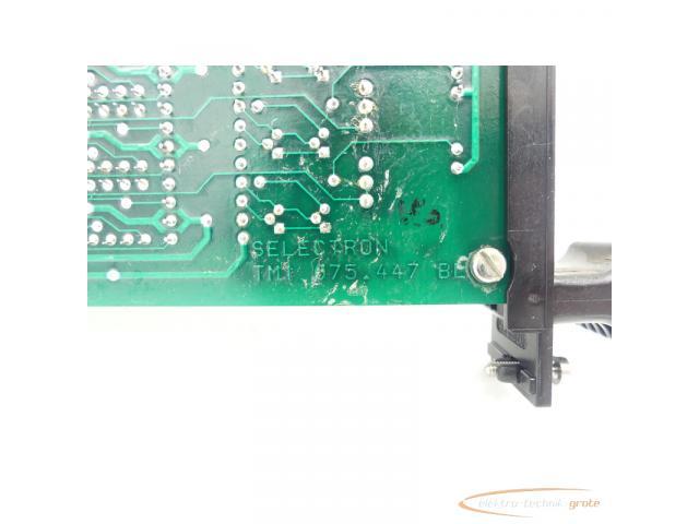 Selectron TM 1 Modul 075.447 BL - 4