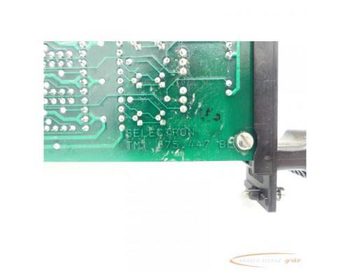 Selectron TM 1 Modul 075.447 BL - Bild 4