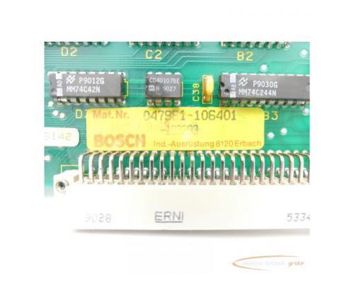 Bosch E24V Input Modul 047961-105401 E Stand 1 - Bild 4