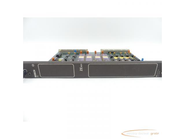 Bosch PC ZE601 Zentraleinheit 041357-404401 E-Stand 1 - 3