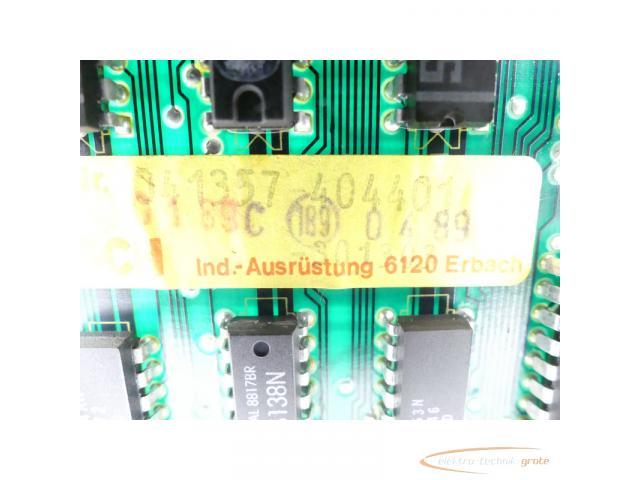 Bosch PC ZE601 Zentraleinheit 041357-404401 E-Stand 1 - 4