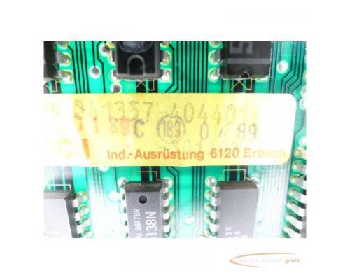 Bosch PC ZE601 Zentraleinheit 041357-404401 E-Stand 1 - Bild 4