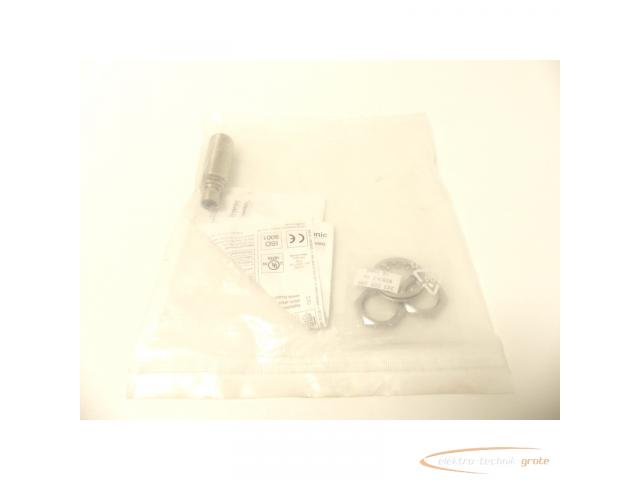 Leuze IS 218MM/4NO-5E0-S12 Induktiver Sensor -ungebraucht- - 1
