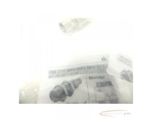 Leuze ISS 218MM/4NO-5E0-S12 Induktiver Sensor -ungebraucht- - Bild 2