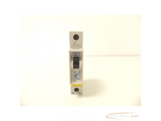 Siemens 5SX51 C4 Sicherungsautomat - 1