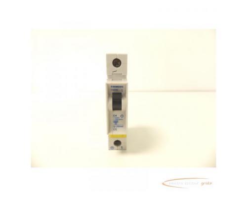 Siemens 5SX51 C4 Sicherungsautomat - Bild 1