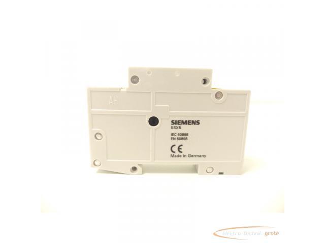Siemens 5SX51 C4 Sicherungsautomat - 4