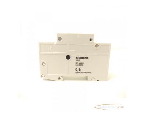 Siemens 5SX51 C4 Sicherungsautomat - Bild 4