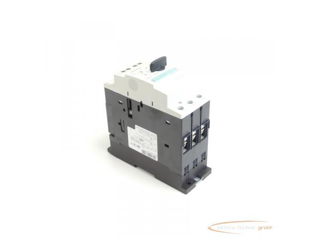 Siemens 3RV1031-4FA10 Leistungsschalter 28 - 40 A max. - ungebraucht! - - 1