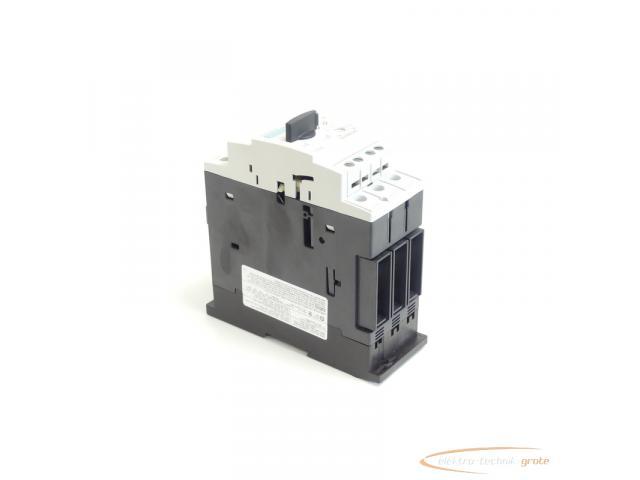 Siemens 3RV1031-4FA10 Leistungsschalter 28 - 40 A max. - ungebraucht! - - 2