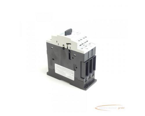 Siemens 3RV1031-4FA10 Leistungsschalter 28 - 40 A max. - ungebraucht! - - Bild 2