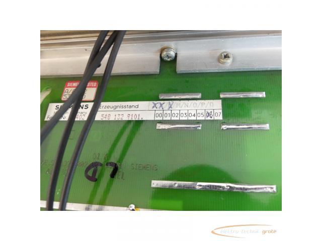 Siemens 6FX1113-2AA01 MS140 Stromversorgung E-Stand K / 06 SN:3402 - 4