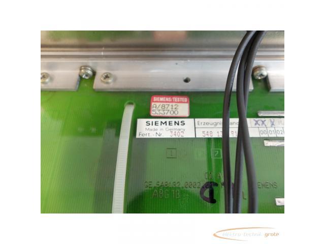 Siemens 6FX1113-2AA01 MS140 Stromversorgung E-Stand K / 06 SN:3402 - 5