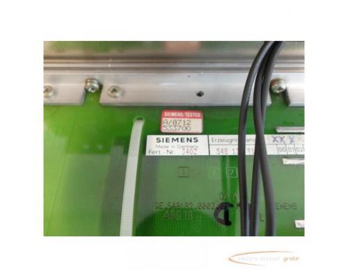 Siemens 6FX1113-2AA01 MS140 Stromversorgung E-Stand K / 06 SN:3402 - Bild 5
