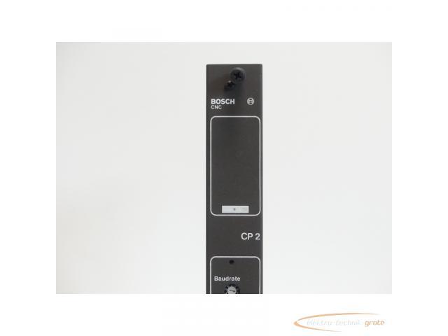Bosch CNC CP2 062635-102401 / 054307-111401 Modul SN:220734 - 4