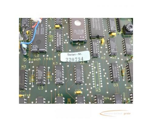 Bosch CNC CP2 062635-102401 / 054307-111401 Modul SN:220734 - Bild 5
