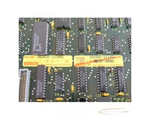 Bosch CNC CP2 062635-102401 / 054307-111401 Modul SN:220734 - Bild 6