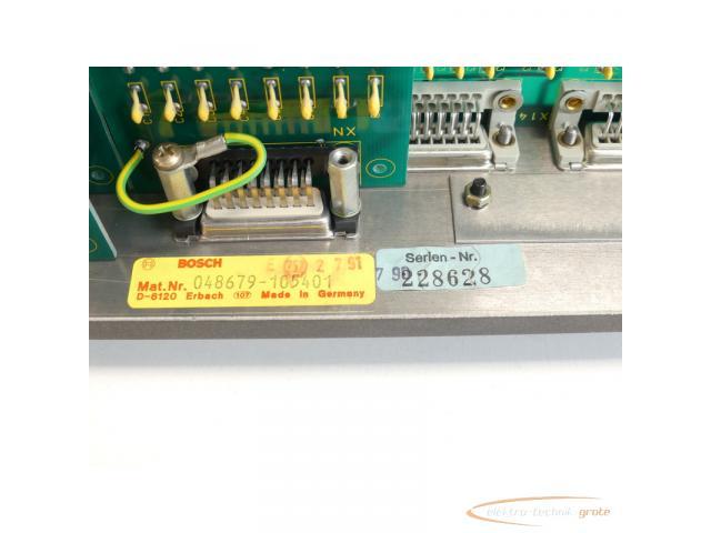 Bosch CNC Servo 047926-208401 Modul SN:228628 - 4