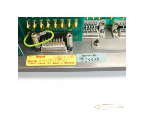 Bosch CNC Servo 047926-208401 Modul SN:228628 - Bild 4