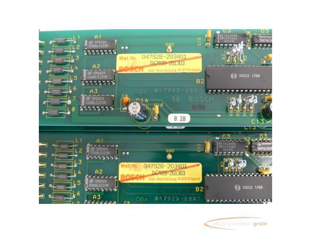 Bosch CNC Servo 047926-208401 Modul SN:228628 - 5