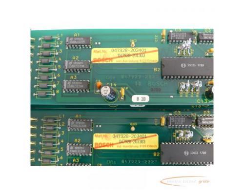 Bosch CNC Servo 047926-208401 Modul SN:228628 - Bild 5