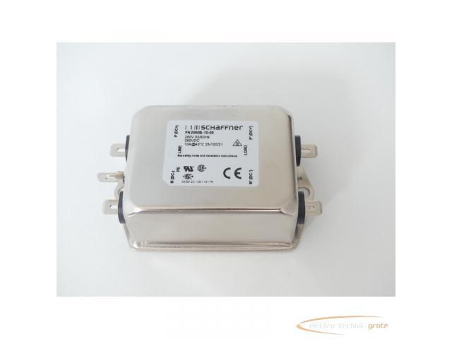 Schaffner FN2060B-10-06 Netzfilter 250V - ungebraucht! - - 1