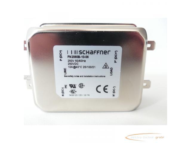Schaffner FN2060B-10-06 Netzfilter 250V - ungebraucht! - - 2