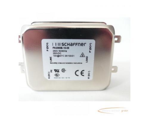 Schaffner FN2060B-10-06 Netzfilter 250V - ungebraucht! - - Bild 2