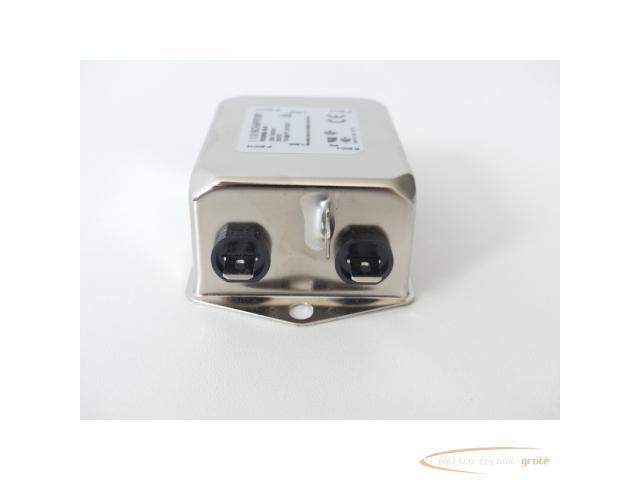 Schaffner FN2060B-10-06 Netzfilter 250V - ungebraucht! - - 3