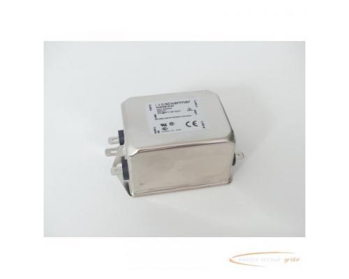 Schaffner FN2030B-20-06 Netzfilter 250V - ungebraucht! - - Bild 1