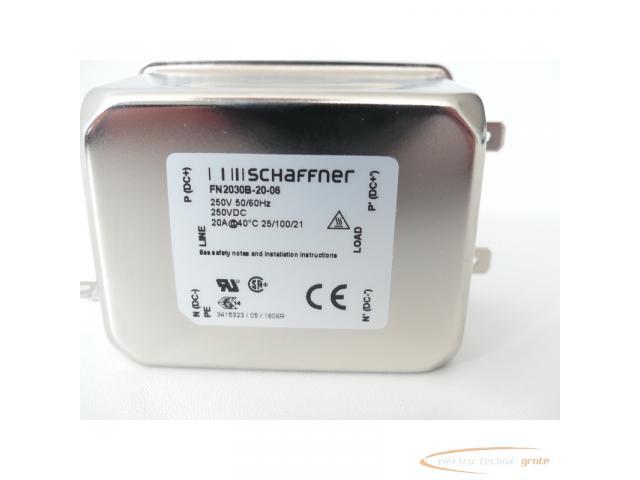 Schaffner FN2030B-20-06 Netzfilter 250V - ungebraucht! - - 2