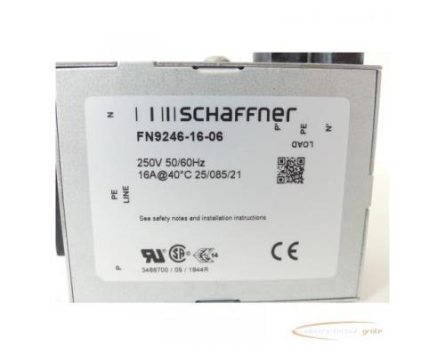 Schaffner FN9246-16-06 Strom-Eingangsmodul 250V - ungebraucht! - - Bild 2