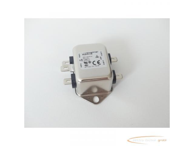 Schaffner FN2010-1-06 Netzfilter 250V - ungebraucht! - - 1