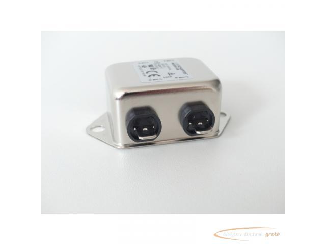 Schaffner FN2010-1-06 Netzfilter 250V - ungebraucht! - - 4