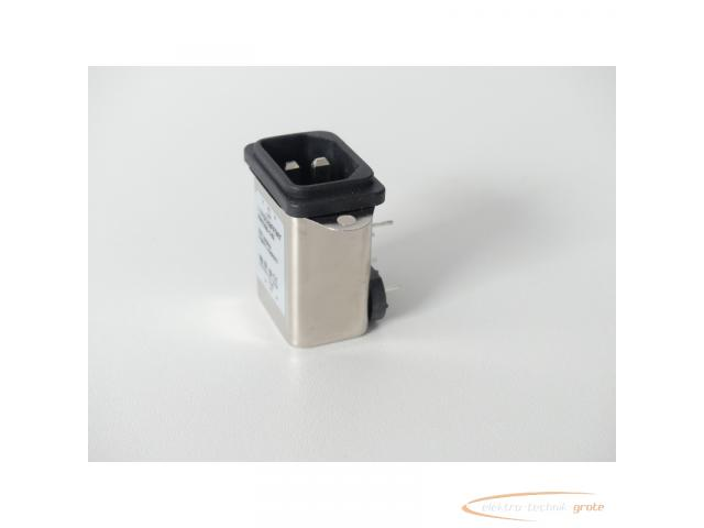 Schaffner FN9226B-1-02 Gerätestecker 250V - ungebraucht! - - 1