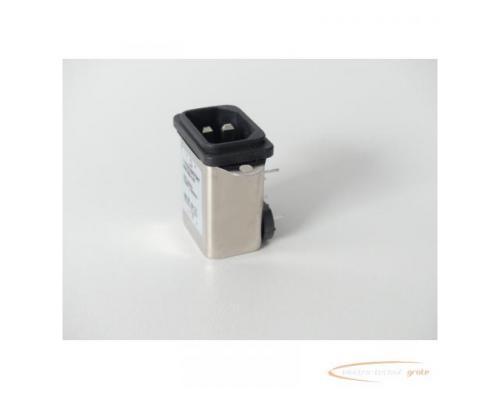 Schaffner FN9226B-1-02 Gerätestecker 250V - ungebraucht! - - Bild 1