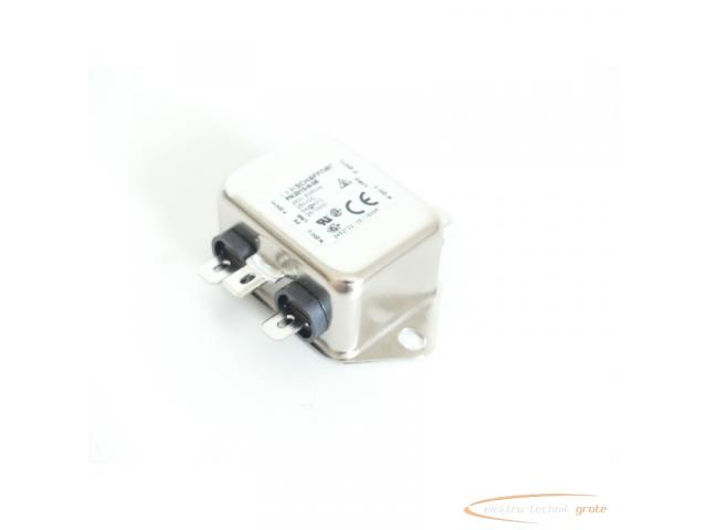 Schaffner FN2010-6-06 Spannungsversorgungsleitungsfilter 250V - ungebraucht! - - 1