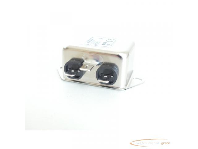 Schaffner FN2010-6-06 Spannungsversorgungsleitungsfilter 250V - ungebraucht! - - 3