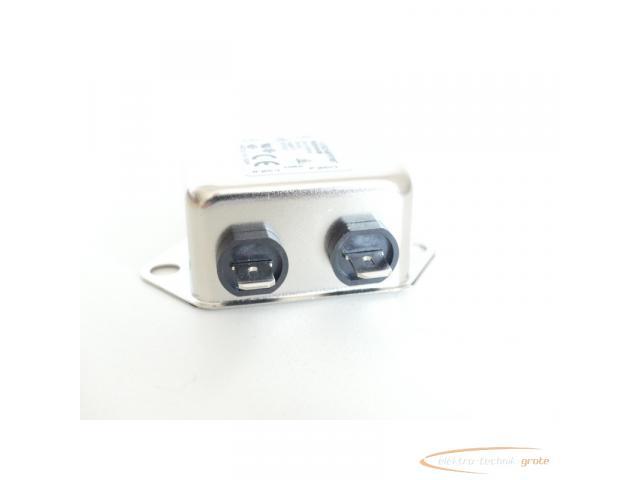 Schaffner FN2010-6-06 Spannungsversorgungsleitungsfilter 250V - ungebraucht! - - 4