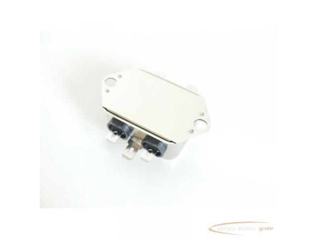 Schaffner FN2010-6-06 Spannungsversorgungsleitungsfilter 250V - ungebraucht! - - 5