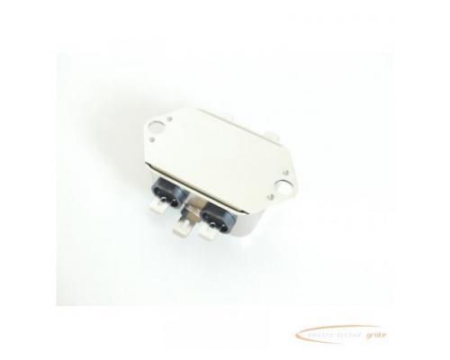 Schaffner FN2010-6-06 Spannungsversorgungsleitungsfilter 250V - ungebraucht! - - Bild 5