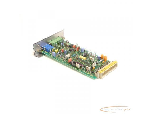 Bosch 1070075020-101 Regelkarte SN:001467348 - 2