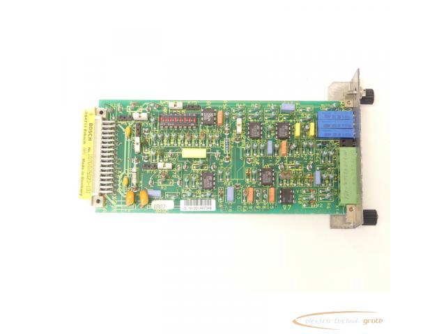 Bosch 1070075020-101 Regelkarte SN:001467348 - 3