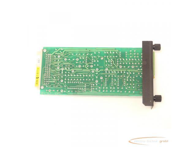 Bosch 1070075020-101 Regelkarte SN:001467348 - 4