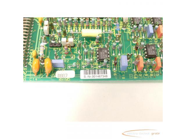 Bosch 1070075020-101 Regelkarte SN:001467348 - 6